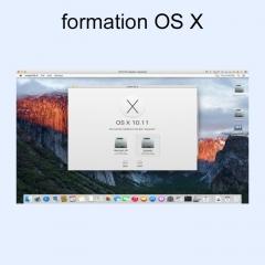 formation Mac OS X